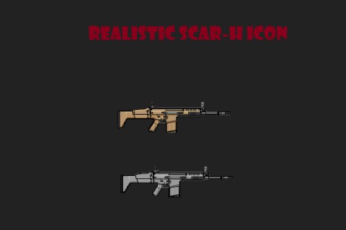 Realistic & Normal Scar-H icon