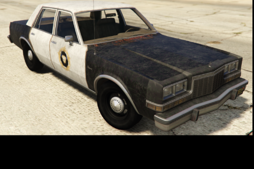 Realistic Police & Civilian Handling for Carface's 83 Diplomat