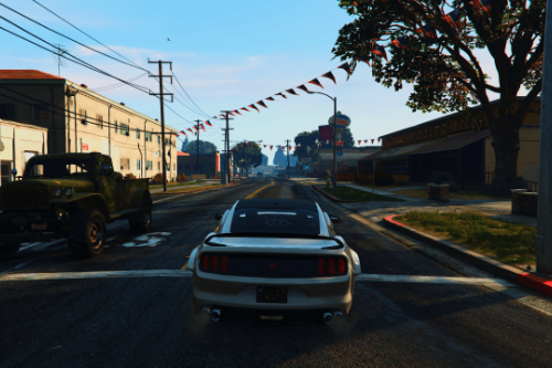 Realistic Reshade Preset - A better look without modding.