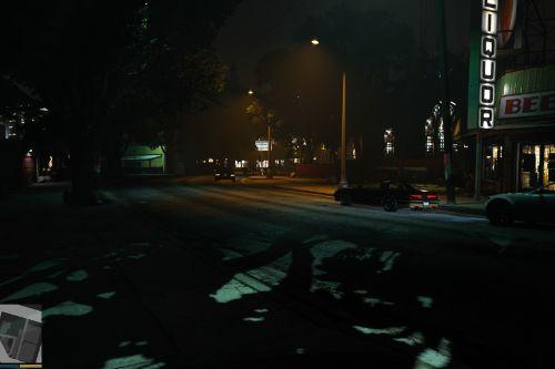Realistic Scenery { TREES AND LIGHTS} BETA
