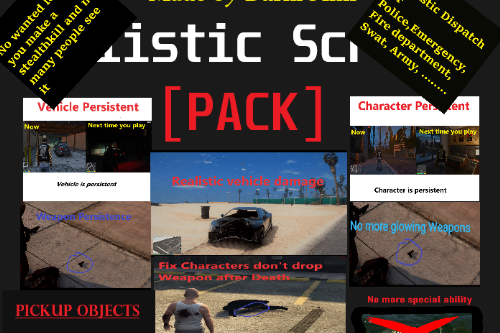 Realistic Scripts (Pack)