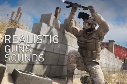 Realistic Guns Sounds