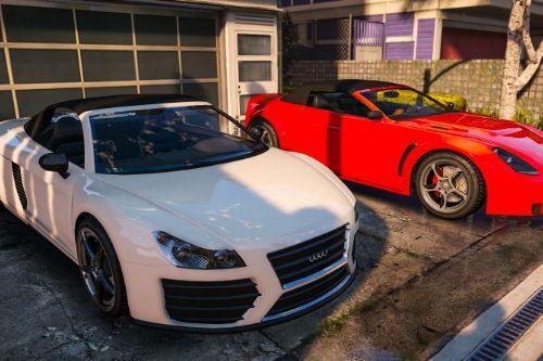 RealisticColor Preset for GTA 5 REDUX