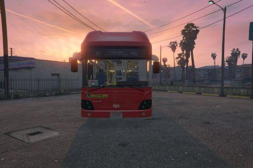 RED BUS SERVICE