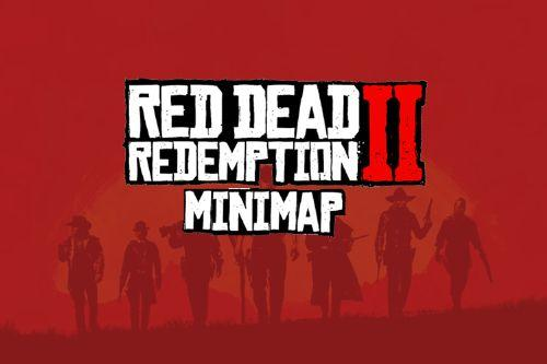 Red Dead Redemption 2 Minimap
