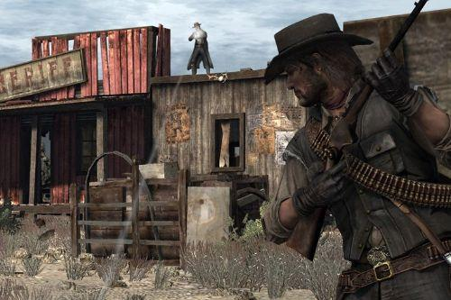 Red Dead Redemption Wasted Sounds