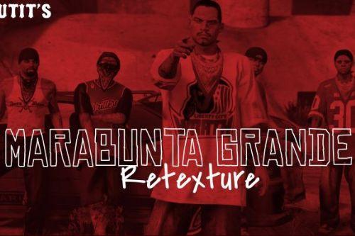 Red Marabunta Retexture