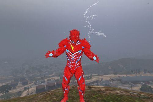 Red Savitar (The Flash)