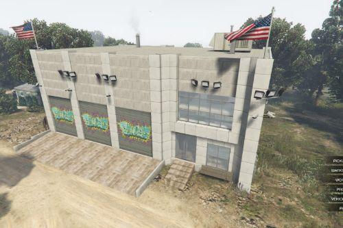 Rednecks Paradise Garage [YMAP]