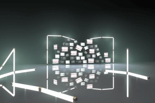 Reflective Lightroom/Showroom