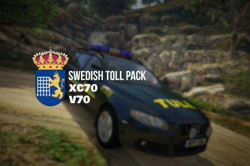 [RELEASE] Swedish Toll Pack - Volvo XC70 & V70