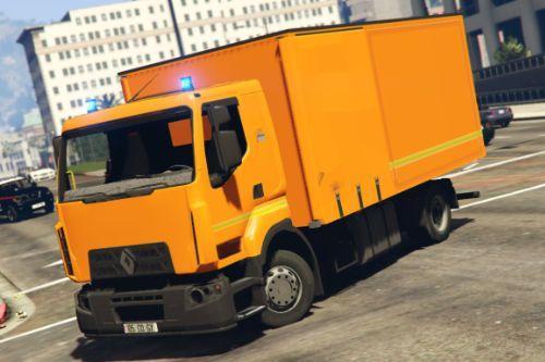 Renault - Carabinieri Nucleo banca d'italia [ELS]