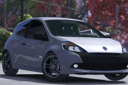 Renault Clio 3 rs 2010 [Replace]