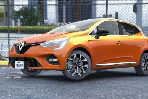 Renault Clio 5 intense  2020 [Add-On]