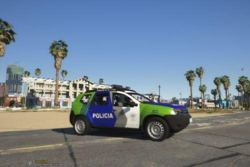 Renault Duster Policía Bonaerense (Argentina)