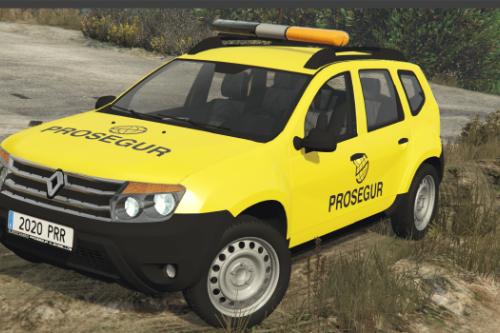 Renault Duster Prosegur.