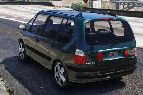 Renault Espace 3 (Add-on / Replace / Extra)