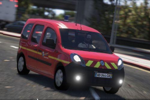 Renault Kangoo 2010 | Sapeurs Pompiers VL