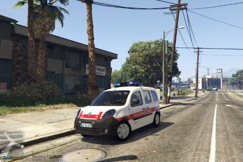 Renault Kangoo Polizia Locale