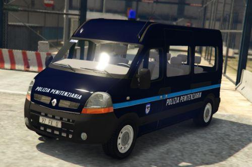 Renault Master 2005 - Polizia Penitenziaria [ELS]