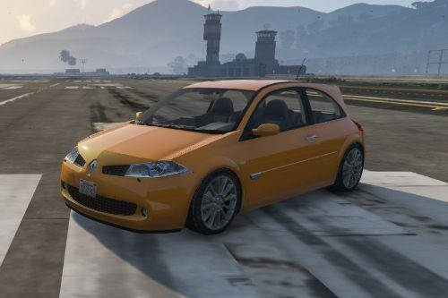 Renault Megane 2 RS F1TEAM 2008 [Add-On / Replace ]