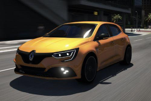 Renault Megane R.S 2018 [Add-On]