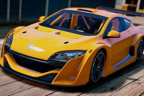 Renault Megane Trophy [Add-On]