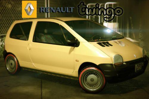 Renault Twingo I [Add-On / Replace]