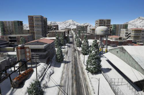 Renovated North Yankton [YMAP]