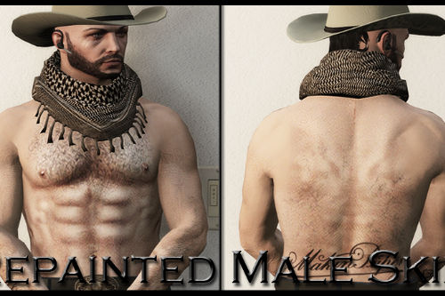 Repainted Skin For MP Male Vol 1