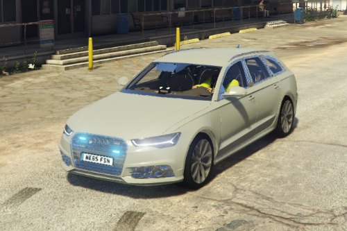 [Replace | ELS] Audi A6 [Unmarked]