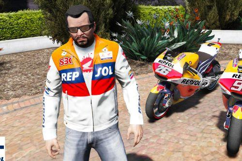 159f21 repsol dainese jacket
