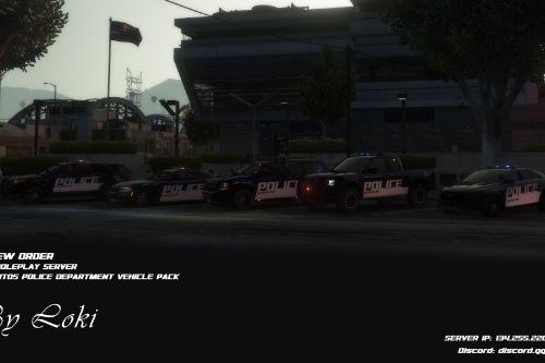 [Request] - [NON-ELS] TNO LSPD Vehicle Pack [Final]