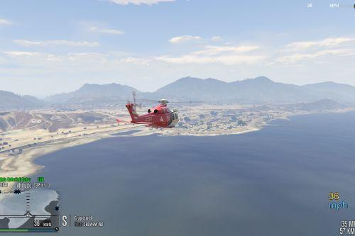 Rescue 4 skin for aw139