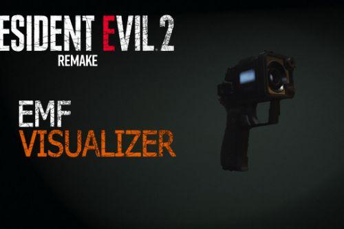 Resident Evil 2 Remake - EMF Visualizer