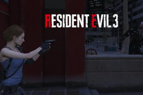 Resident Evil 3 Pack - Jill Valentine.