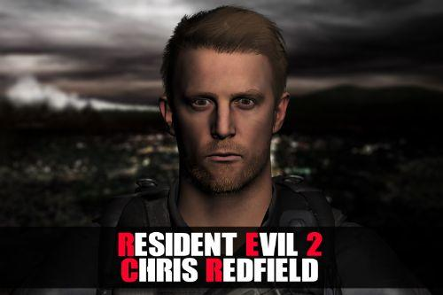 Resident Evil 7/2 Chris Redfield Remake
