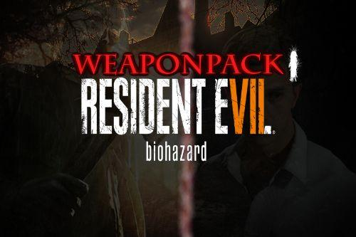 Resident Evil 7 Weapon Pack I