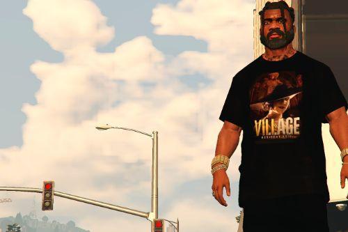 Resident Evil Village - Lady Dimitrescu T-Shirt (Franklin)