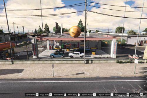Restored Paleto Bay Gas Station [Map Editor]