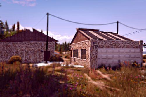 Restored Paleto bay house [Menyoo]