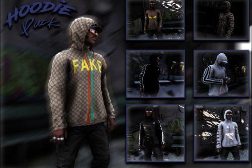 Retexture Hoodie Pack