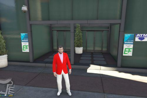 Retro Casino Manager Suit for Michael