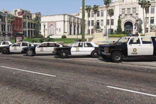 Retro Rockford Hills Police Liveries