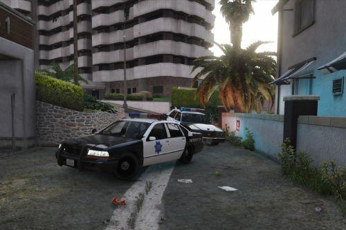 Retro San Fierro Police Department Liveries [lore friendly]