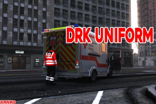 Rettungsdienst Uniform DRK | Deutsches Rotes Kreuz [EUP/SUP]