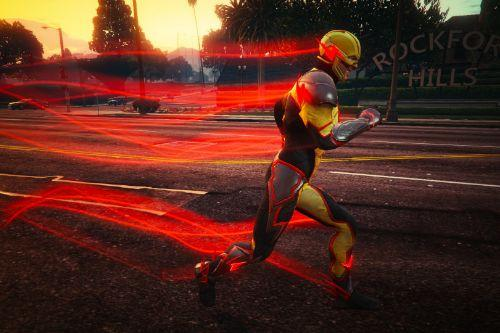 Reverse Flash Character Pack [Add-on Ped]