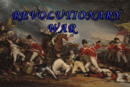 Revolutionary War [.NET]