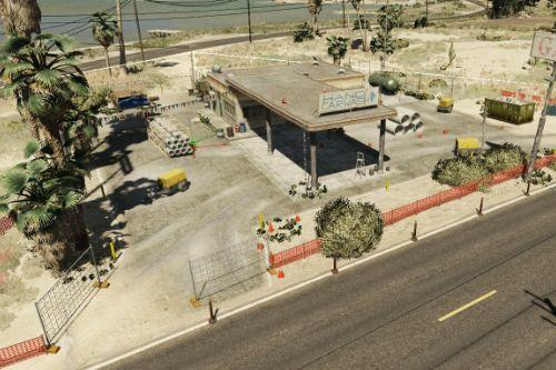 [YMAP] Rework - East Joshua Road Gas Station