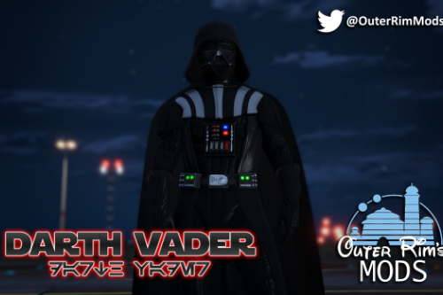 Rezzed Star Wars Battlefront (DICE) Darth Vader [Add-On]